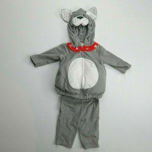 Carters 3-6 Months Puppy Dog Halloween Costume